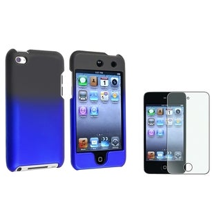 BasAcc Case/ Diamond LCD Protector for Apple iPod Touch Generation 4
