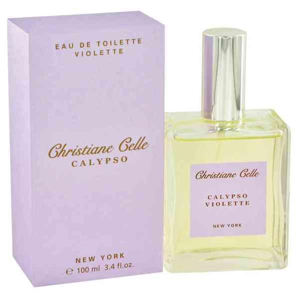 Calypso Christiane Celle Violette Women's 3.4-ounce Eau de Toilette Spray