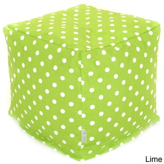 Small Polka Dot Small Cube