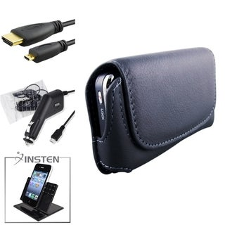BasAcc Case/ Charger/ Holder/ HDMI Cable for Motorola Atrix 4G