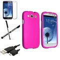 BasAcc Case/ Screen Protector/ Cable/ Stylus for Samsung Galaxy S3