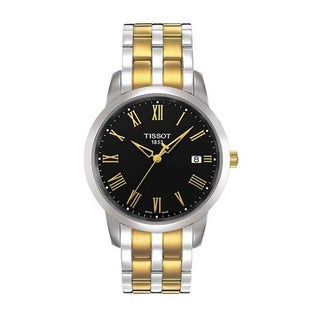 Tissot Men's 'Classic Dream' Two-tone Stainless Steel Watch