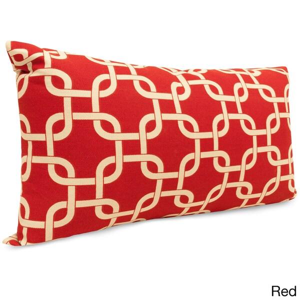 Indoor/Outdoor Links Small Pillow