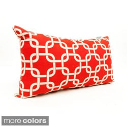 Indoor/Outdoor Links Small Pillow