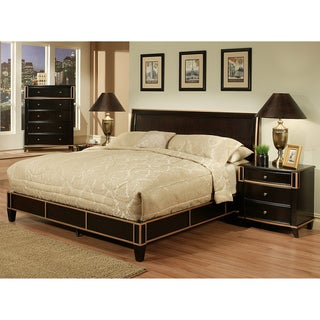 Abbyson Living Metropolitan 4-piece Bedroom Set