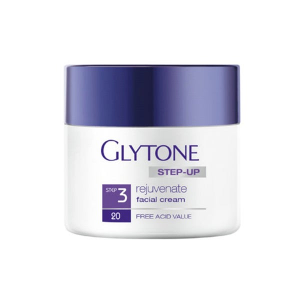 Glytone Step Up Rejuvenate Step 3 Facial Cream