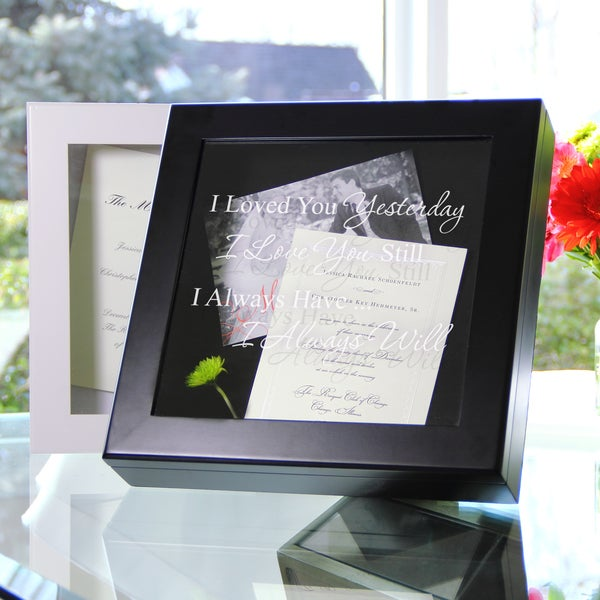 Always Memories Keepsake Box