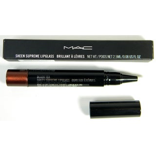 MAC Sheen Supreme Lipglass 'Black Tea' Lipgloss