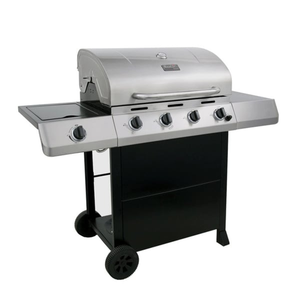 Char-Broil Four-burner Kettle Grill