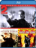 Attack Force/Into the Sun (Blu-ray Disc)