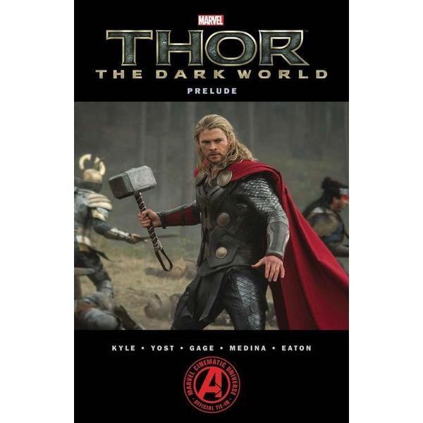 Marvel's Thor: The Dark World Prelude  (Paperback) 10561681