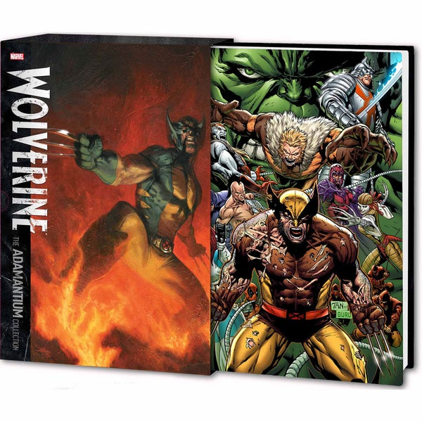 Wolverine: The Adamantium Collection (Hardcover)