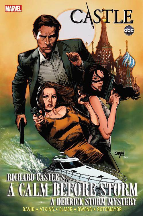 Castle: A Calm Before Storm (Hardcover)