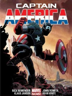 Captain America 1: Castaway in Dimension Z Book 1 (Marvel Now) (Hardcover)