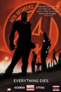 New Avengers 1: Everything Dies (Marvel Now) (Hardcover)