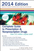 Complete Guide to Prescription & Nonprescription Drugs 2014 (Paperback)