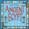 Ancient Egypt: A Fact-Filled Book With a 3D Pop-Up Game (Hardcover)