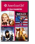 4 Film Favorites: American Girl (DVD)