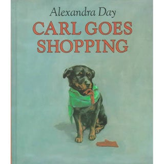 Carl Goes Shopping (Hardcover)