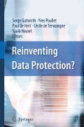 Reinventing Data Protection? (Paperback)