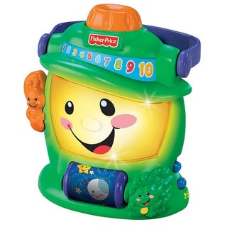 Fisher-Price Laugh and Learn Learning Lantern Toy