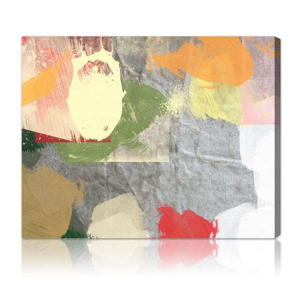 Oliver Gal 'Sand Storm' Modern Canvas Wall Art