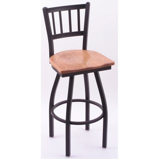 Cambridge Bronze/ Dark Cherry Extra Tall Bar Stool