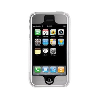 Griffin iClear Crystal Clear Hard Case for iPhone