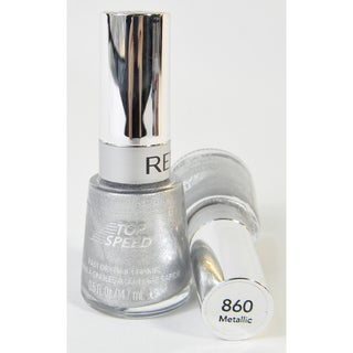 Revlon Top Speed #860 Metallic Nail Enamel (Pack of 2)