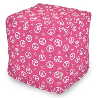 Peace Small Cube