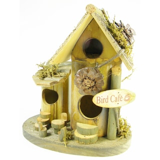 Bird Cafe Birdhouse/Feeder