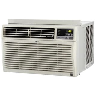 LG 15,000 BTU Window Air Conditioner with Remote 115 Volt LW1512ERS (Refurbished)