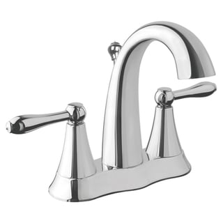 Fontaine Montbeliard Centerset Bathroom Chrome Faucet