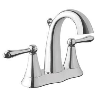 Fontaine Montbeliard Centerset Bathroom Chrome Faucet