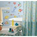 Sea Creatures Peel & Stick Wall Decals