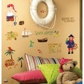 Treasure Hunt Peel & Stick Wall Decals