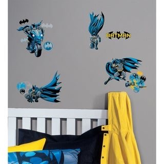 Batman Bold Justice Peel & Stick Wall Decals