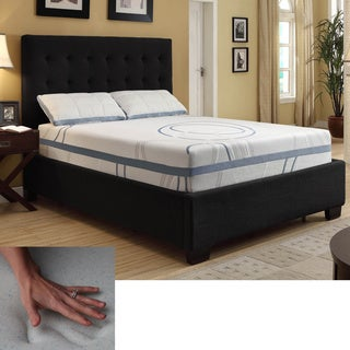 NuForm Luxury Gel Memory Foam 11-inch Dual Layer King-size mattress