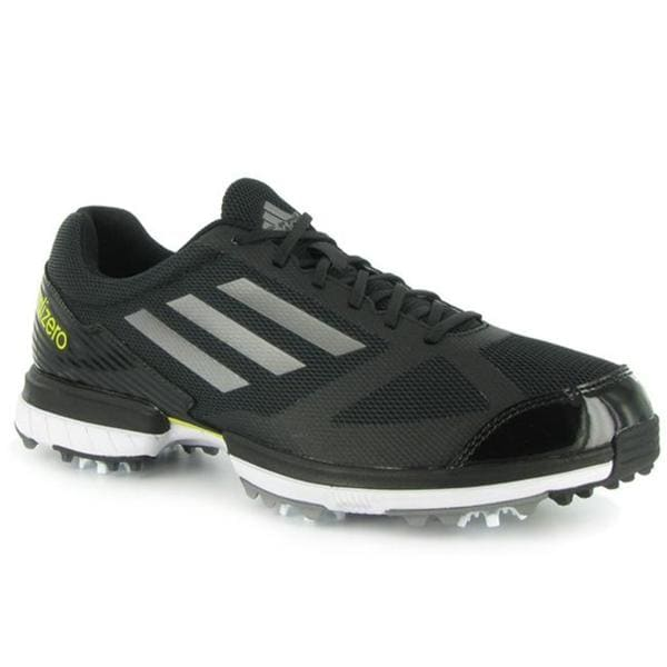 Adidas Men's 'adiZero' Black Golf Shoes