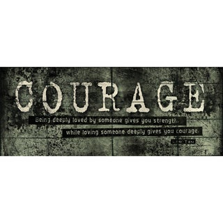 Stephanie Marrott 'Courage'  Paper Print (Unframed)