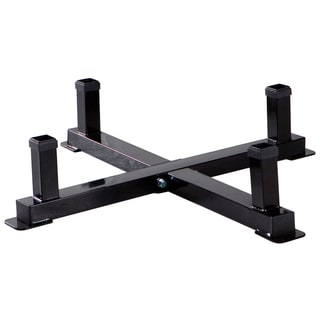 Marcy 4-position Workout Accessory Storage Rack