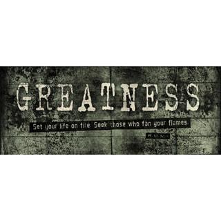 Stephanie Marrott 'Greatness'  Paper Print (Unframed)