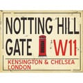 Jo Moulton 'Notting Hill' Paper Print (Unframed)