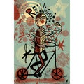 Nate Williams 'ReVision Ride' Paper Print (Unframed)