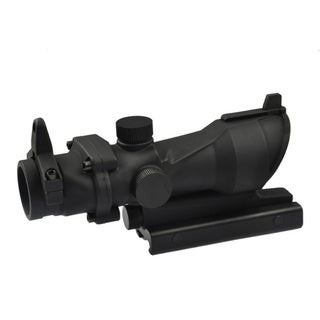 Red/ Green Dot Sight Matte Black Scope Mount