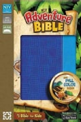 Adventure Bible: New International Version, Electric Blue / Ocean Blue, Italian Duo-Tone (Paperback)
