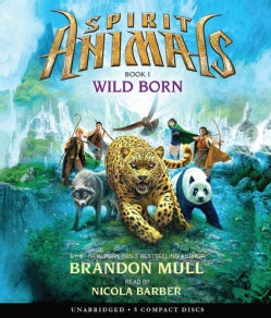 Wild Born (CD-Audio)