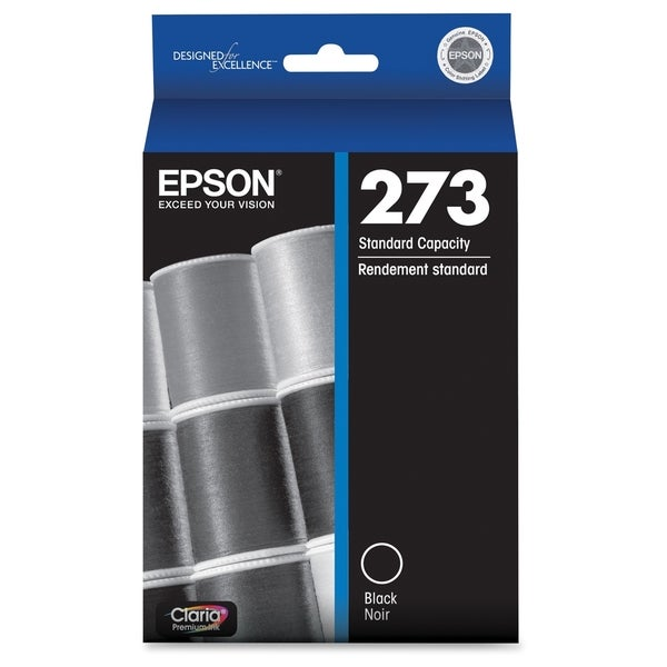 Epson Claria Ink Cartridge - Black