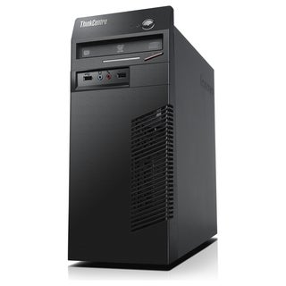 Lenovo ThinkCentre M72e 0958A6U Desktop Computer - Intel Core i3 i3-3