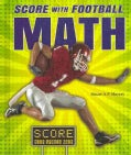Score With Football Math (Hardcover)